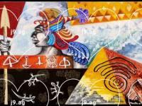 HD feet black mehndi designs full set