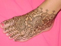 Mehndi Designs for Starters