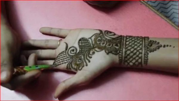 Mehndi Design 2017 Simple And Easy Full Hand