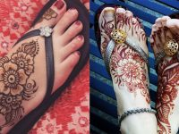 The-red-affair-mehndi designs for foot768x448