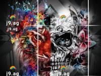 floral Arabic feet mehndi designs easy