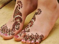 easy step by step mehndi designs