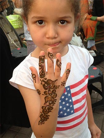 latest-kids-mehndi-designs baby