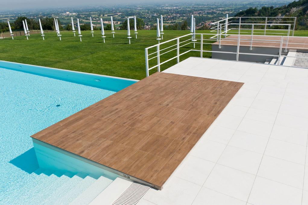 HDG Legno WoodFinish pavers  Java  HDG Building Materials