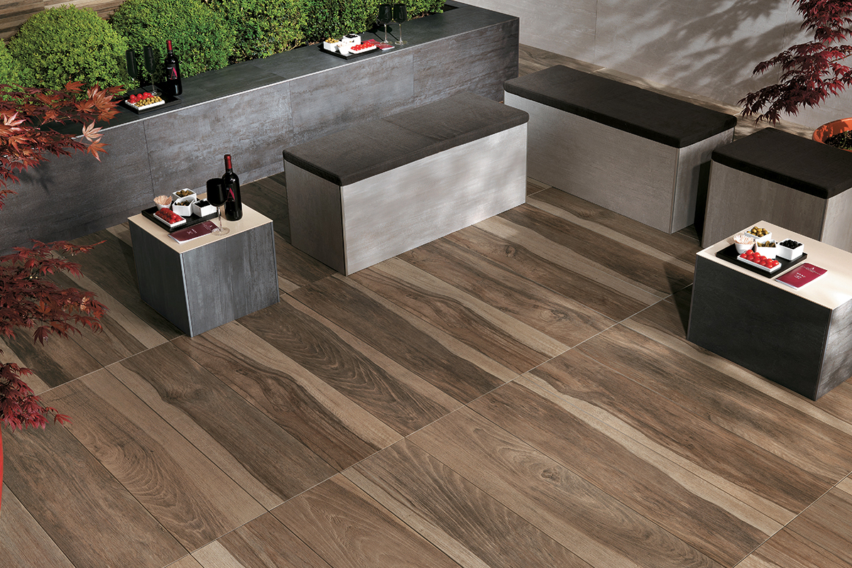 HDG Legno WoodFinish Pavers  Quercia  HDG Building