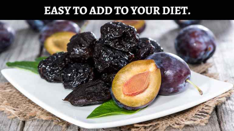 How to Eat a Plum?