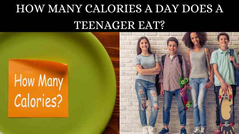 Calories for Losing Weight
