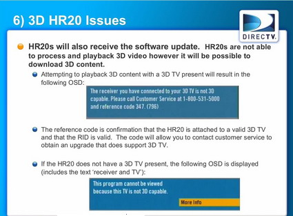 DirecTV 3D-2 425