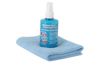 Monster TV ScreenClean kit (single)