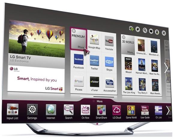 LG LA7400 review