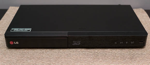 LG BP540 front
