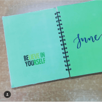 hello June, the month I would drink more cocktails, achieve some goals and believe in myself. via// @dee_mako