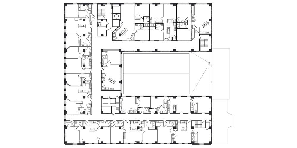 Heartland Design • Portfolio • Van Orman Apartments