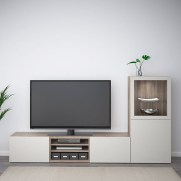 41 DIY TV Gallery Wall Inspirations & How Tos 35