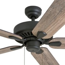 44 Bennett 5 Blade Ceiling Fan With Remote, Light Kit Included 11