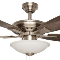 44 Bennett 5 Blade Ceiling Fan With Remote, Light Kit Included 9