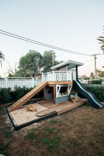 45 Cool And Budget Friendly Projects For A Kid S Play Area #backyardideas Make 21