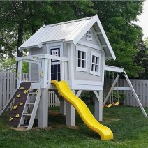 45 Cool And Budget Friendly Projects For A Kid S Play Area #backyardideas Make 26