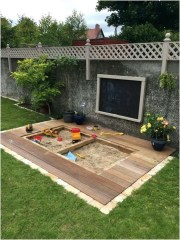 45 Cool And Budget Friendly Projects For A Kid S Play Area #backyardideas Make 7