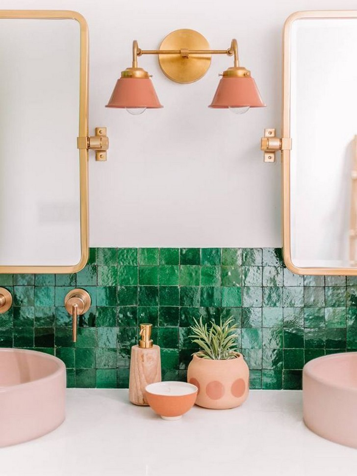 49 Luxury Bathrooms And Tips You Can Copy From Them 20