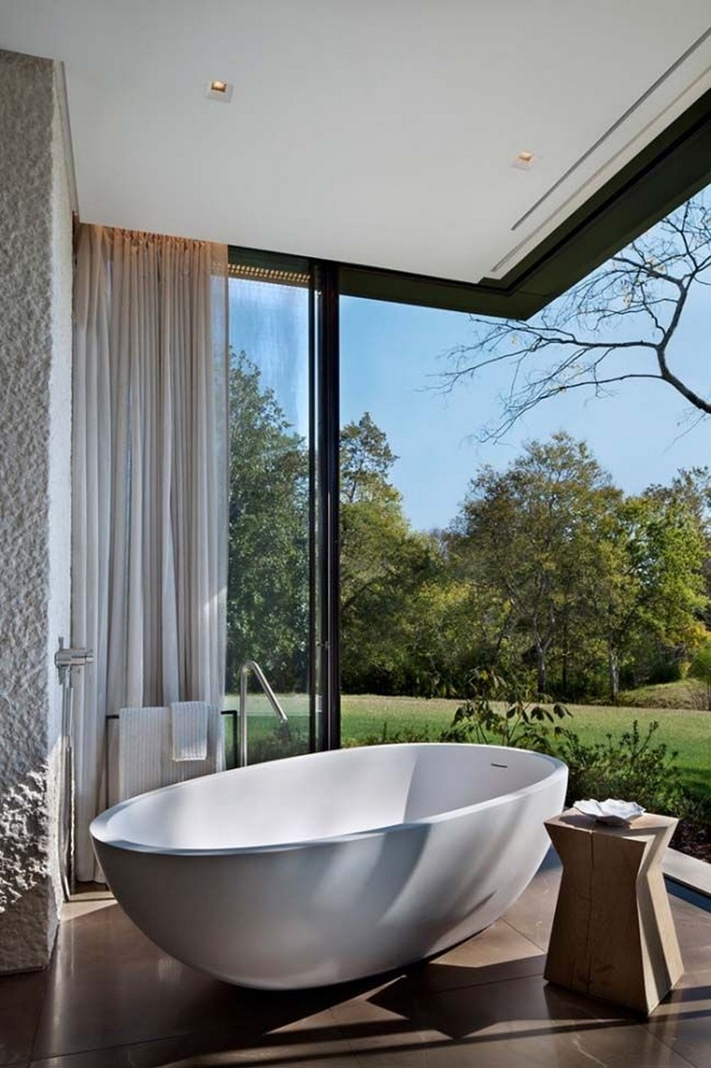 49 Luxury Bathrooms And Tips You Can Copy From Them 27
