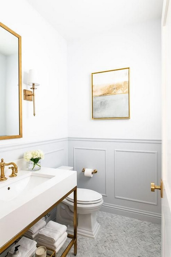 49 Luxury Bathrooms And Tips You Can Copy From Them 36