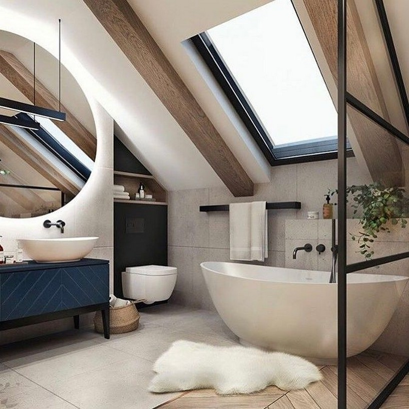 49 Luxury Bathrooms And Tips You Can Copy From Them 45