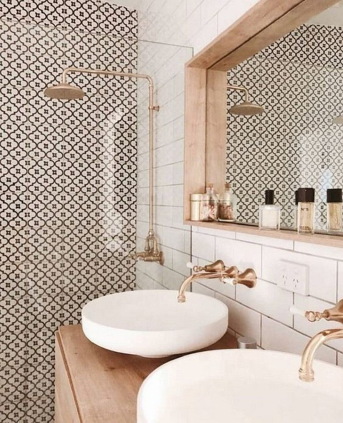 49 Luxury Bathrooms And Tips You Can Copy From Them 47