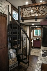54 Must See Tiny House & Bus Conversion 28