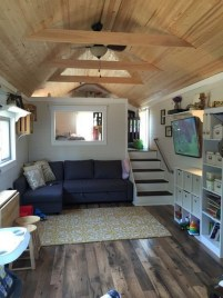 54 Must See Tiny House & Bus Conversion 36