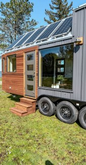 54 Must See Tiny House & Bus Conversion 47