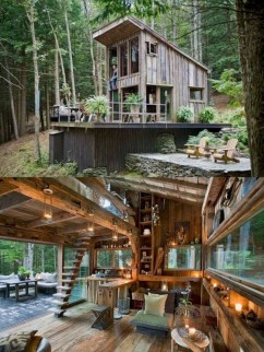 54 Must See Tiny House & Bus Conversion 5