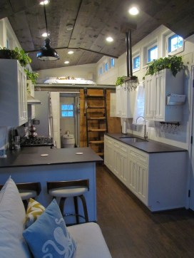 54 Must See Tiny House & Bus Conversion 54