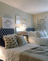 54 Aesthetic Teenage Bedroom Ideas Redecorating On A Budget 12