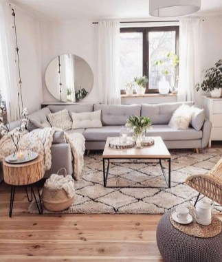 55 Black And Gray Living Room Decorating Ideas 2020 42