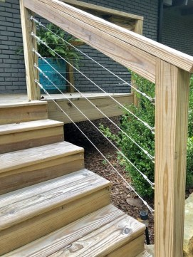 58 Creative Deck Railing Ideas For Inspire What You Want 16