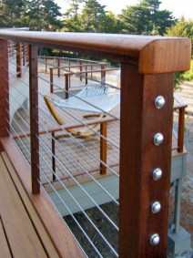 58 Creative Deck Railing Ideas For Inspire What You Want 25