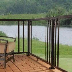 58 Creative Deck Railing Ideas For Inspire What You Want 34