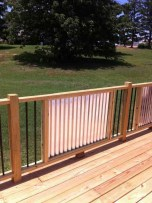 58 Creative Deck Railing Ideas For Inspire What You Want 40