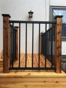 58 Creative Deck Railing Ideas For Inspire What You Want 49