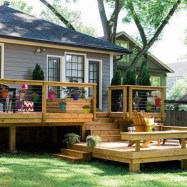 58 Creative Deck Railing Ideas For Inspire What You Want 51