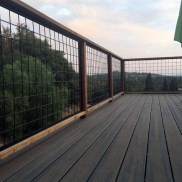 58 Creative Deck Railing Ideas For Inspire What You Want 57