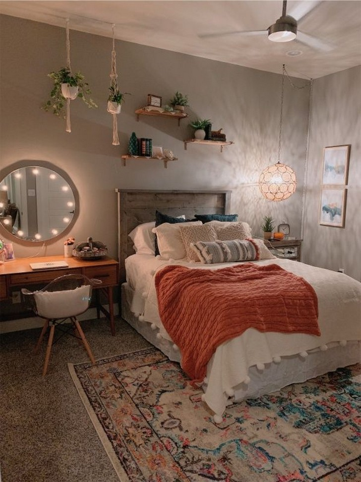 88 Adorable Pallet Bed Ideas You Will Love Crafome 10