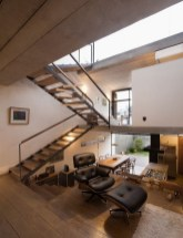 Top 46 Unique Modern Staircase Design Ideas For Your Dream House 17