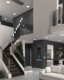 Top 46 Unique Modern Staircase Design Ideas For Your Dream House 34