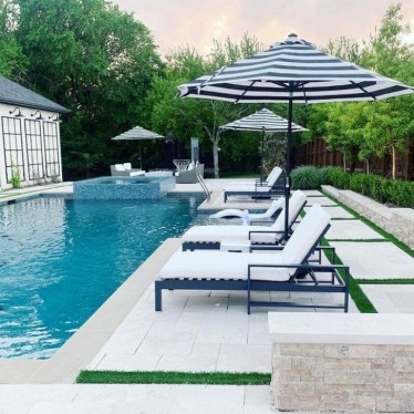 36 Pool House Design Ideas That Make Life Feel Like A Permanent Vacation 18