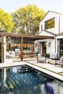 36 Pool House Design Ideas That Make Life Feel Like A Permanent Vacation 8