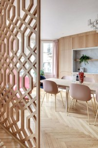 42 Creative DIY Room Dividers That Will Redefine Your Living Space 38