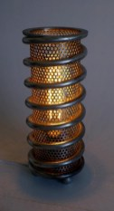 48 Amazing Lamps Selection From DIY Tire Projects 11