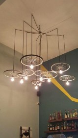 48 Amazing Lamps Selection From DIY Tire Projects 2
